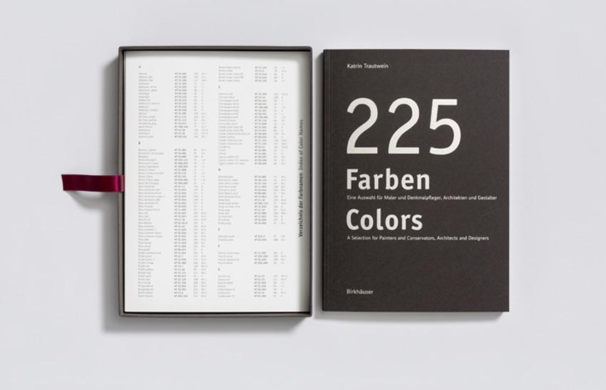 Buchgestaltung – favorite things . Visuelle Gestaltung